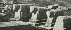 Photographs of the Ancient Gravestones