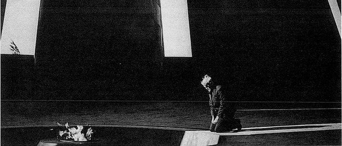 Armin Wegner in Yerevan – 1965