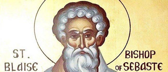 Blaise of Sebastia – Armenian Saint