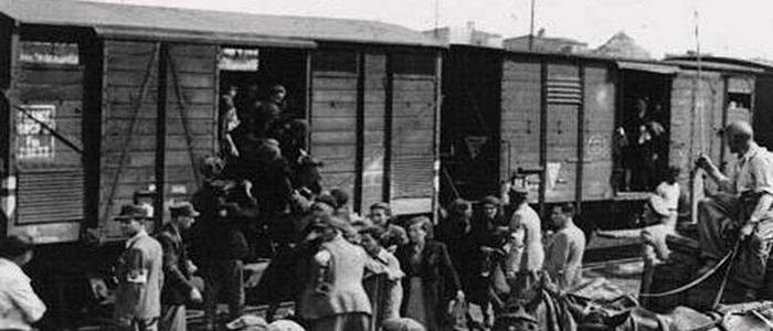 Chronology of the Forcible Deportation