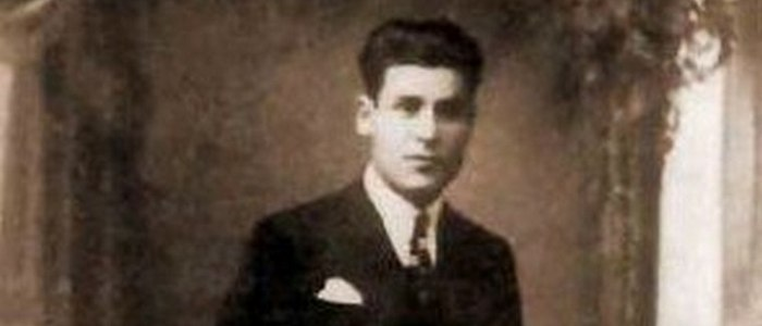 To The Blessed Memory of Aram Yerganian