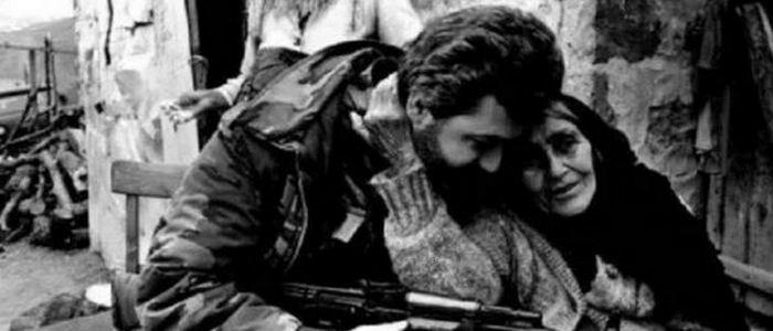 In Memory of Armenian Warrior