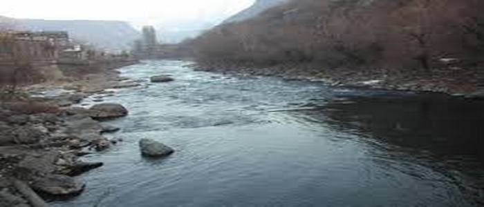 Waste From Akhtala River Ends Up in Debed