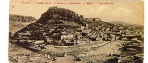 Kars Fortress and Surb Arakelots Church