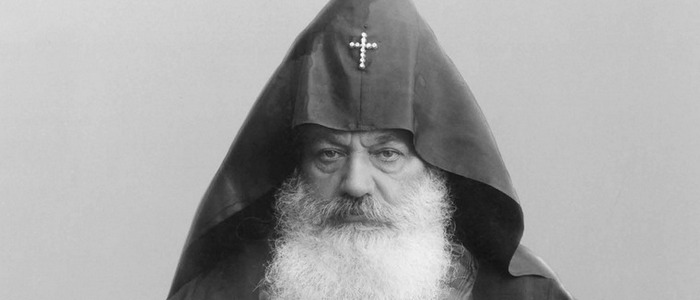 Letter of Catholicos Gevorg