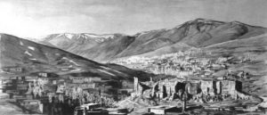 The Ancient Armenian City of Bitlis