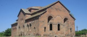 Cathedral of St. Grigor – Aruch, Armenia
