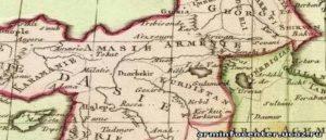 French Maps of Armenia
