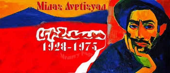Martiros Saryan to Minas Avetisyan