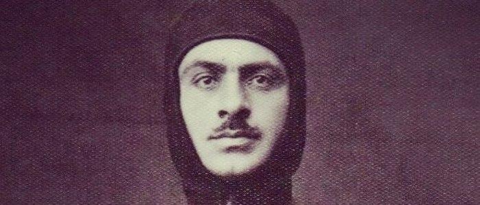 "Garegin Nzhdeh – ""Syunik"