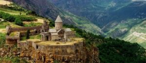 Legends of Tatev Monastery