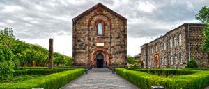 Oshakan Monastery – Ashtarak, Armenia
