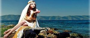 Goddess Astghik – Legends of Ancient Armenia