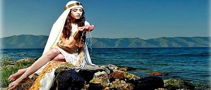 Goddess Astghik – Legends of Ancient Armenia