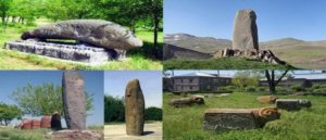 Vishap in the Myths of Ancient Armenia