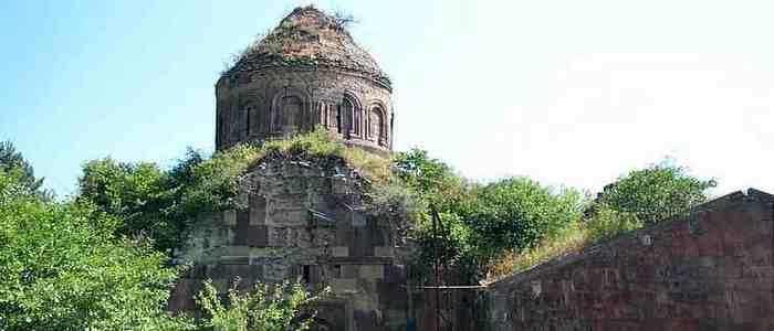 Khoranashat Monastery – Chinari, Armenia