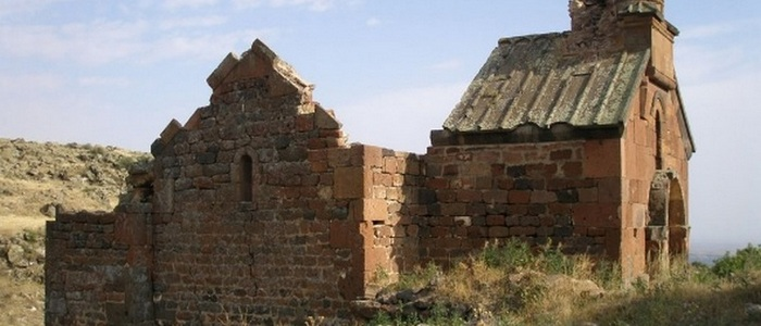 Artavazik Church – Byurakan, Armenia