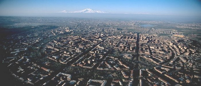 Yerevan on the First Place