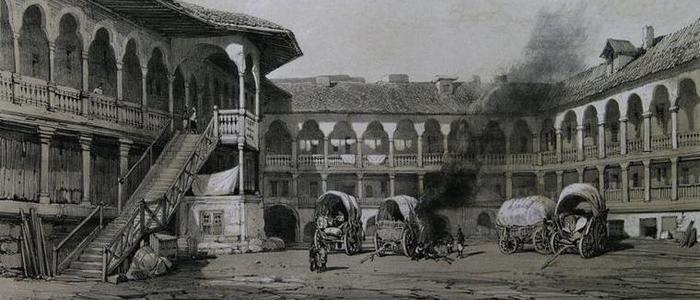 The Manor of Prince Manuk-Bey Mirzoyan
