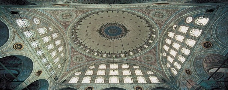 Masterpieces of Architecture in Turkey