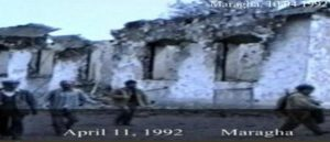 The Massacre Of Armenians Of Maragha