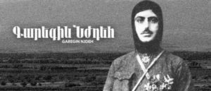 Garegin Nzhdeh – The Will to Death
