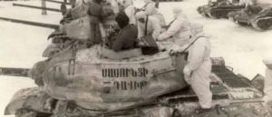 "Tank Regiment ""Sasuntsi Davit"""