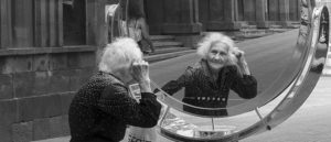 Photo Of An Elderly Armenian Woman