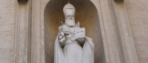 The Statue To Gregory the Illuminator