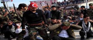 Turkish Employee Playing An Armenian