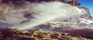 The Jermajur Hot Springs In Artsakh