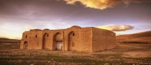 Armenian Church In Historical Armenia