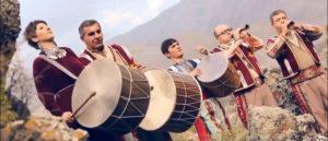 The Ancient Armenian Yarkhushta Dance
