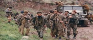 The Liberation Of Karvachar In 1993