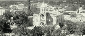 Demolition of the Church of St. Poghos-Petros