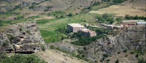 The Tslik Amram Fortress