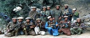 The Participation Of Afghan Mujahideen