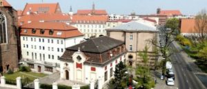 An Armenian Khachkar In Wroclaw
