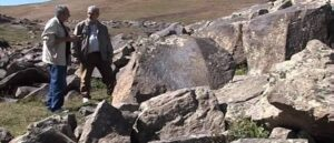 """Rock Paintings Of Syunik"""