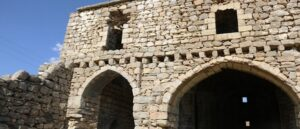 Church Of St. Karapet In Tigranakert Attacked By Vandals