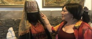 Taraz – The Image Of An Armenian Woman