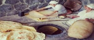 The Armenian Tradition Of Sacrificial Lavash Bread