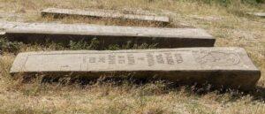 Armenian Cemeteries In Southwestern Iran