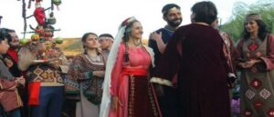 The Traditional Armenian Wedding Dress