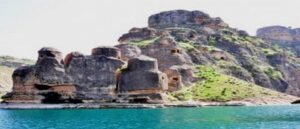 Ancient Fortress In Historical Armenia
