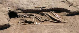 Ancient Burial Grounds Found In Van Province
