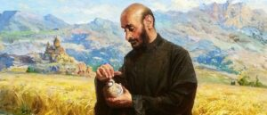 To The Birthday Of Komitas