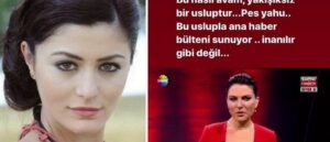 Turkish Actress Threatened