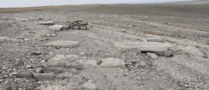 Ancient Ruins Under The Kars-Arpaçay Dam