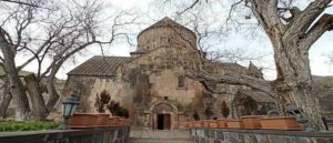 The Churches And Khachkars Of Bjni Village – Armenia